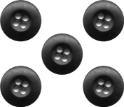 Black Army BDU Buttons