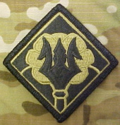 Mississippi Army National Guard OCP Multicam Patch
