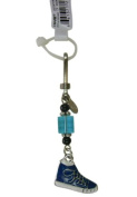 Shoe Zipper Pull Ganz Zipper Charm