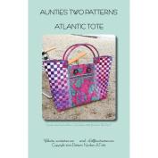Aunties Two Patterns-Atlantic
