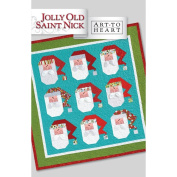 Art to Heart Jolly Old Saint Nick Pattern