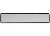 REFLECTIVE LARGE STRIP 25cm x 5.1cm MC Biker Club SAFETY Back Vest Patch LRG-0398