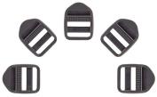 10 - 2.5cm Tension Locks Triglides