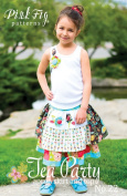 Pink Fig Patterns-Tea Party Skirt/Top