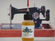 Liquid Bearings, The TOP QUALITY 100%-synthetic oil for vintage sewing machines, frees sticky mechanisms, makes them quieter and smoother, also prevents rust!