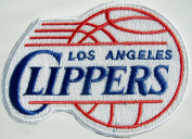 NBA Basketball Los Angeles CLIPPERS Logo Embroidered PATCH