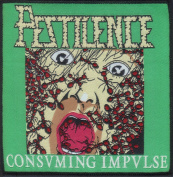 Pestilence-Consuming Impulse-Woven Patch