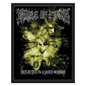 Cradle of Filth Rock Music Band Patch - Faces in Hell [Apparel]