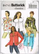 Butterick Classics B4741 Jacket Pattern