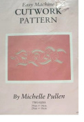 EASY MACHINE CUTWORK PATTERN - SEASHELLS - BY MICHELLE PULLEN #CP6
