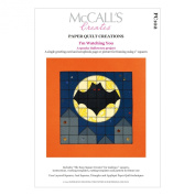 McCall's Creates W10633 Paper Quilt Creations Craft Pattern, I'm Watching You Picture/Card Combo