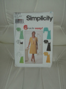 Simplicity Sewing Pattern #7511