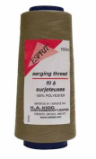 Esprit Polyester Serger Sewing Thread 1640 Yard Cone - Taupe