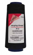 Esprit Polyester Serger Sewing Thread 1640 Yard Cone - Black