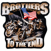 Hot Leathers Brothers Til The End
