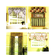 Simplicity Easy Windows Valance, Curtains Sewing Pattern # 5603