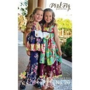 Pink Fig Patterns-Miss Kitty Top/Dress
