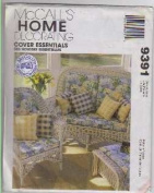 """McCall's Home Decorating Pattern 23850cm Cover Essentials"""""""