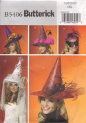 Butterick B5406 Pattern for Hat and Mask
