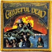 Grateful Dead - 1st Album - Iron on or Sew on Embroidered Patch