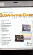 Iron-on Glow in the Dark Heat Transfer