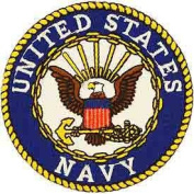 United States Navy Patch US Military Insignia Patches Iron on Extra Small Embroidered Patches for Jackets, Hats / Patriotic Decorations / Logo Gifts Christmas Valentines Birthday Men Women Teens