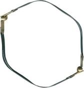 Sunbelt Fasteners Internal Flex Purse Frame-7.6cm - 1.3cm