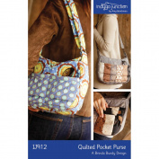 Indygo Junction Quilted Pocket Purse
