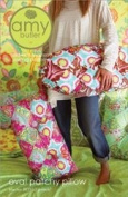 Amy Butler Patterns-Oval Patchy Pillow
