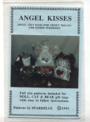 Angel Kisses Sewing Pattern for Doll, Cat and Bear Gift Bags