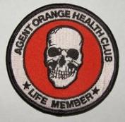 Agent Orange Health Club Vietnam Veteran Patch