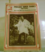 Indian War Shirt Pattern