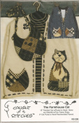 Caught Up In Stitches KS-238 The Farmhouse Cat