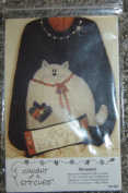 Caught Up In Stitches Sewing Pattern KS-222, Whiskers