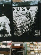 F.u.'s Kill for Christ Back Patch