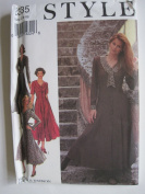 Style Pattern 2335 Misses' Dresses Sizes 8-10-12-14-16-18