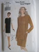 Vogue Pattern 9036 Misses' Dress Sizes 12-14-16