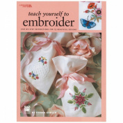 Leisure Arts-Teach Yourself To Embroider