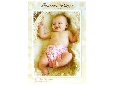 Favourite Things Pattern Designs The Nappies