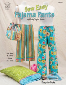 Taylor Made Designs Patterns-Sew Easy Pyjama Pants