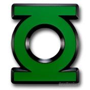 Officially Licenced Dc Comic Green Lantern Logo Die Cut Logo Belt Buckle
