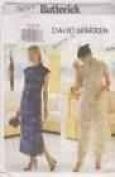 Butterick Dress, Slip & Pants Sewing Pattern #6057 by David Warren Sizes