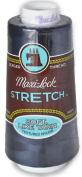 A & E Maxi Lock Stretch Textured Nylon Navy Serger Thread MWN-32456