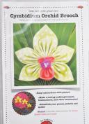 Cymbidium Orchid Pattern
