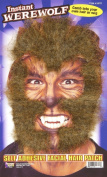 Instant Werewolf Self Adhesive Facial Hair Patches