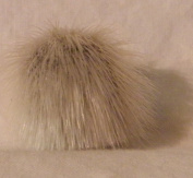 ALASKAN SEAL SKIN Thimble with How to Use Instructions