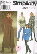 Simplicity 5436 Easy to Sew Jackets