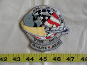 Space Shuttle Patch - Scobee Smith Jarvis McCauliffe