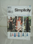 Simplicity Sewing Pattern #9600