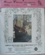 90cm Deer - Yard Art - Pattern and Instructions